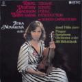 LP Ravel, Debussy, Chausson, Saint-Saens / Jitka Novakova violin, Josef Hala piano, Prague Symphony Orchestra, Jiri Belohlavek conductor