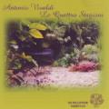 CD Vivaldi - Le Quatro Stagioni / Jitka Novakova violin, Syrinx Orchestra - Czech Chamber Philharmony, Jan Sramek conductor